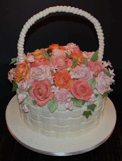 tortas decoradas en forma de canasta torta en forma de canasta receta canastilla en forma y