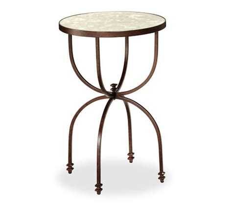 pottery barn willow coffee table willow accent side table pottery barn
