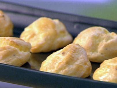 Venita Puff gougeres recipe food network