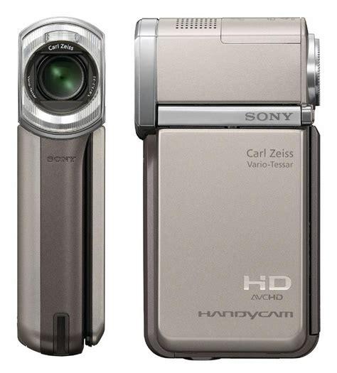 Sony Hdr sony hdr tg5v hd camcorder with gps slashgear