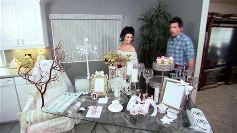 My Fair Wedding My Fair Wedding Candice Ken Youtube David Tutera Shabby Chic Wedding