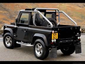 land rover defender history of model photo gallery and