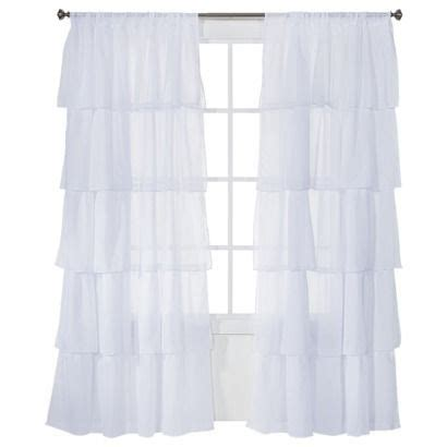 ruffle bedroom curtains 25 best ruffled curtains ideas on pinterest ruffle