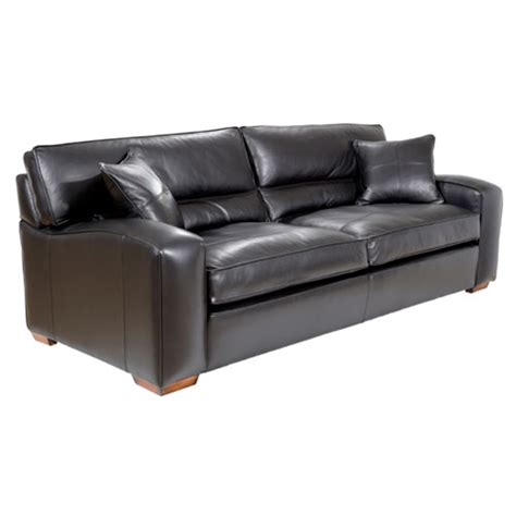 Duresta Panther Grand Leather Sofa Grand Leather Sofa