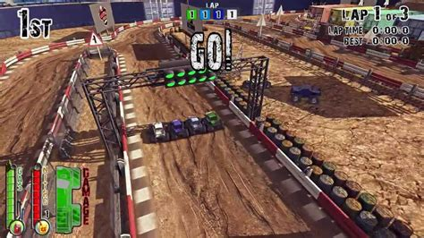 monster truck racing game monster truck racing arenas pc racing game youtube