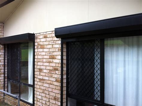 creative awnings creative blinds awnings roller shutters black motorised