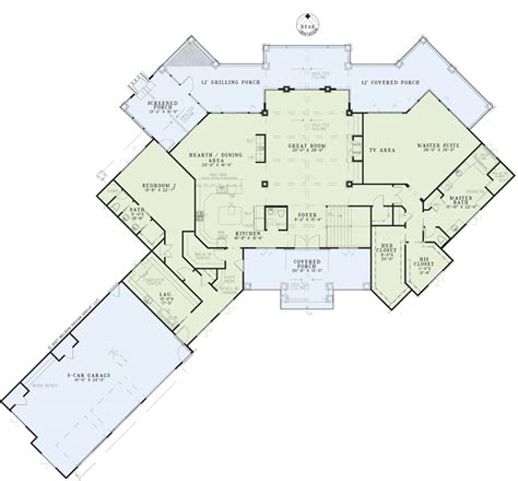 Lake View Floor Plans | lake view house plans smalltowndjs com