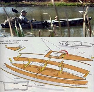one man wooden boat plans duck boat publications
