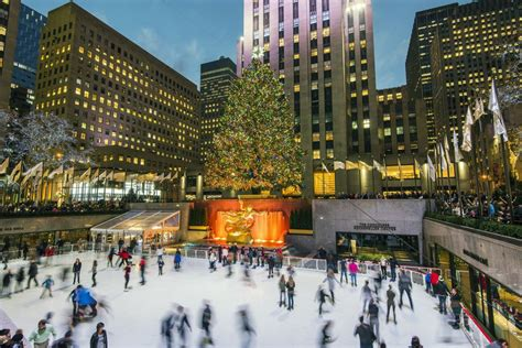 the best christmas trees in nyc 2017