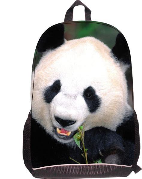 Backpack Panda high quality style panda school bags backpack