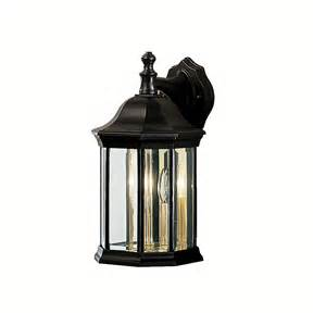 Outdoor Lighting Kichler Kichler Outdoor Lighting 9777 Chesapeake Collection Sconce Traditional