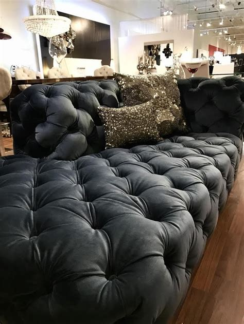 carefully tufted to perfection and an eye for detail come