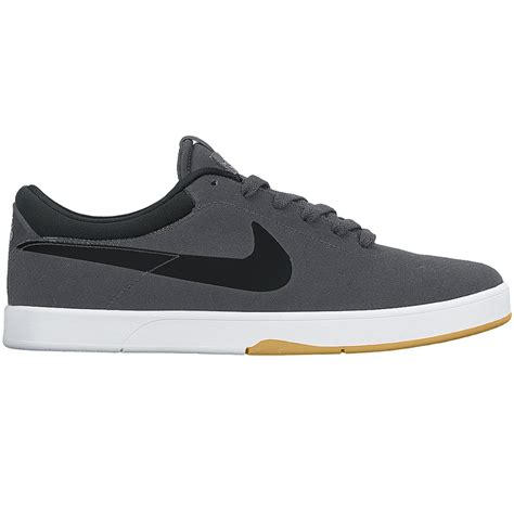Nike Eric Koston nike eric koston se shoes dk grey wolf grey white black