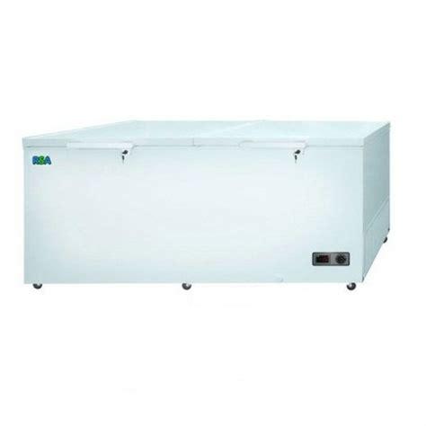 Harga Freezer Rsa harga jual rsa cf 600 chest freezer 600l putih sejuk
