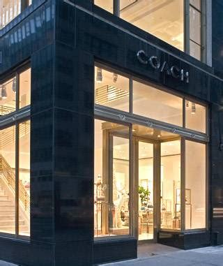 coach opens flagship store in haute living