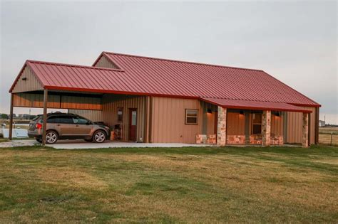 metal barn homes you will be blown away by this perfect metal building home