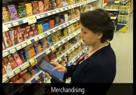 Field Merchandiser by Sales Automation Field Marketing Merchandising