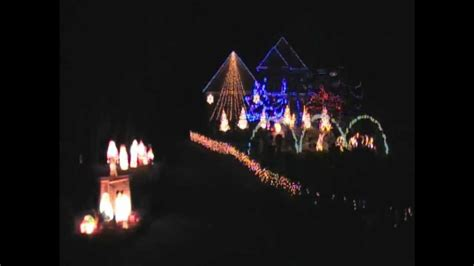 best christmas lights quot wizards in winter quot mooresville nc