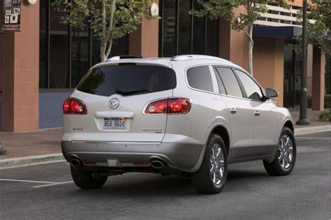 2011 buick enclave driven