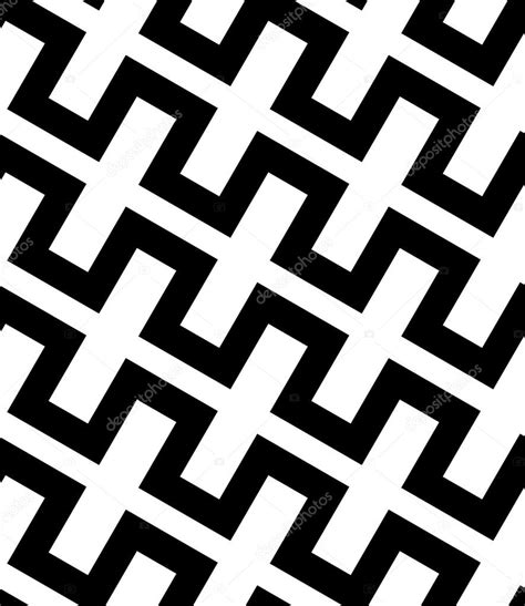 diagonal zig zag pattern abstract black and white simple diagonal square zig zag