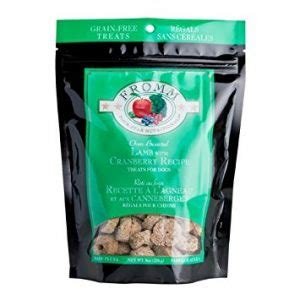 dogs and cranberries fromm grain free and cranberry recipe treats clean label project