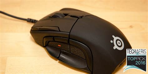 Mouse Steelseries Rival 500 steelseries rival 500 review a moba mmo mouse that also