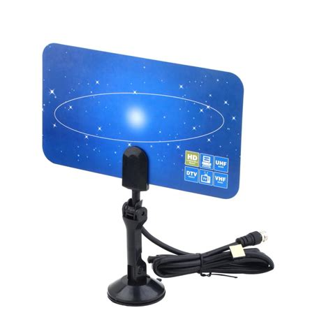 hd high definition tv fox hdtv dtv vhf scout style tvfox cable new antenna ebay