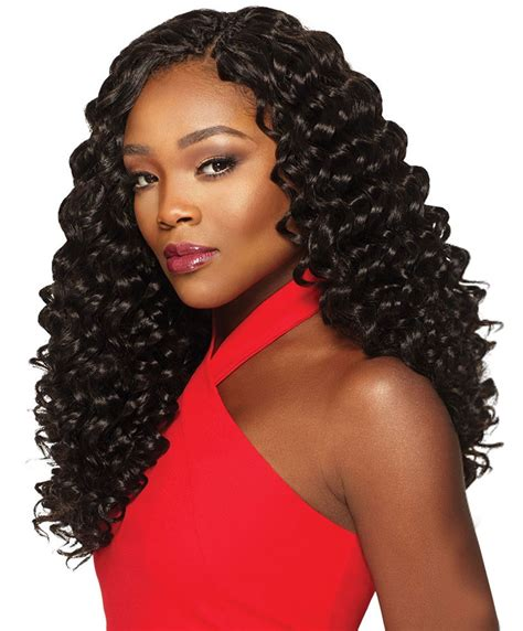 14 crochet braid styles and the hair they used un ruly outre x pression crochet braid deep twist 14 inch