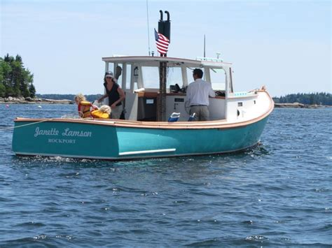 fast lobster boats for sale 1000 images about downeast other boats on pinterest