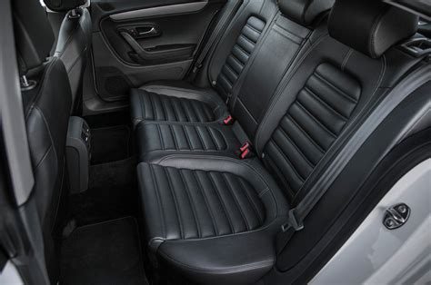 2014 Volkswagen Cc Interior by 2014 Volkswagen Cc R Line Rear Interior Seats Photo 11