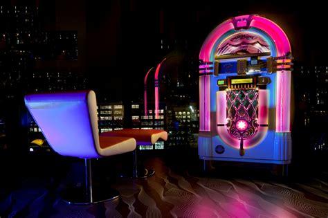 Modern Lobby nhow europe s first music hotel