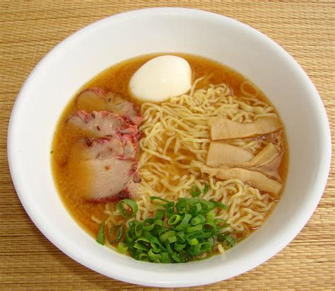 Ramen So yamachan miso ramen with fish soup base pomai test