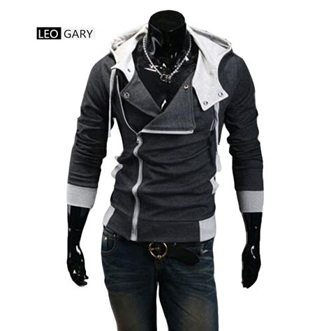 Jaket Anime Assassins Creed Casual Jacket Hoodie Jw Asc 02 popular assassins creed jacket buy cheap assassins creed
