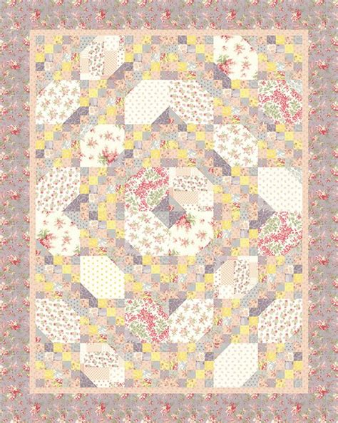 Open Gate Quilts by Garden Walk By Open Gate Quilts Ogq103