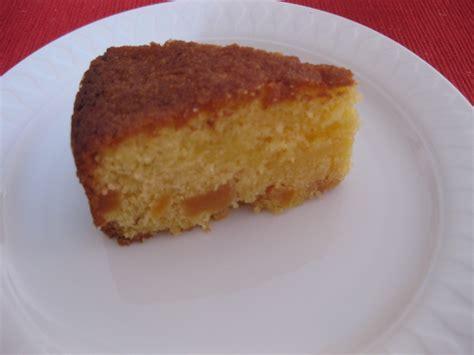 ein kuchen aprikosen orangen kuchen oder ein kuchen im glas nekcab