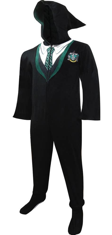 Jubah Harry Potter Slytherin Size S webundies harry potter slytherin house hooded