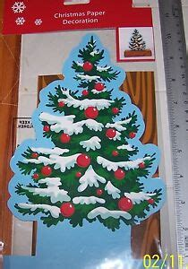 tree easy assembly nip tree paper centerpiece decoration easy to assemble ebay
