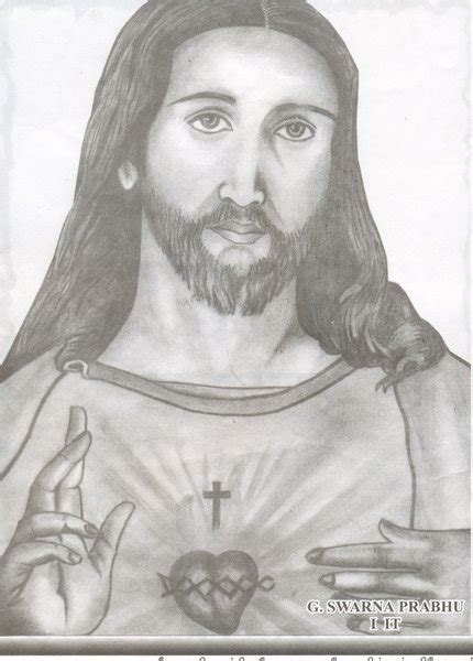 Drawing Jesus by Pics For Gt Pencil Drawings Of Jesus