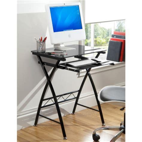 Asda Computer Desk Asda Glass Computer Desk Black Black Review Compare Prices Buy