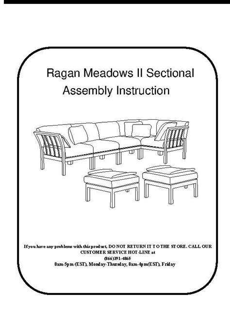 mainstays ragan meadow ii 7 outdoor sectional sofa mainstays ragan meadow ii 7 outdoor sectional sofa