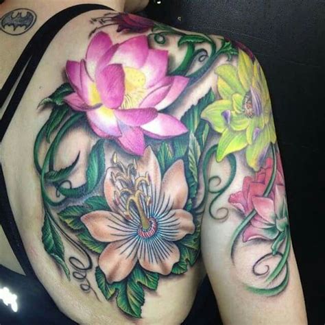 tattoo flower piercing 1000 images about tattoos piercings body mods on