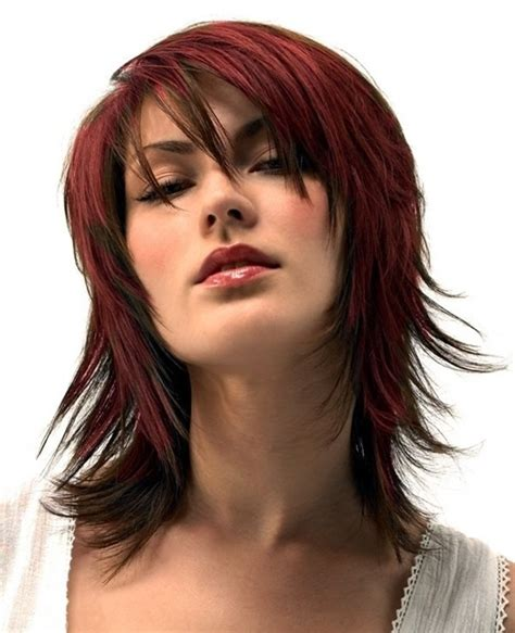 Medium Length Shag Hairstyles by 8 Medium Shag Haircut Pictures Learn Haircuts