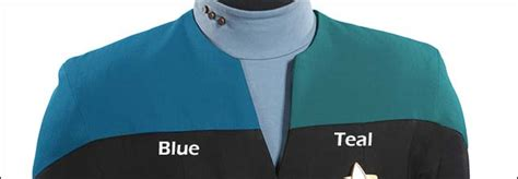 trek shirt color meaning trek colors meaning
