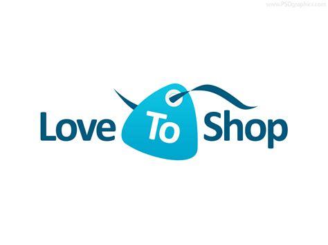 shopping logo templates shopping tag logo template psd psdgraphics