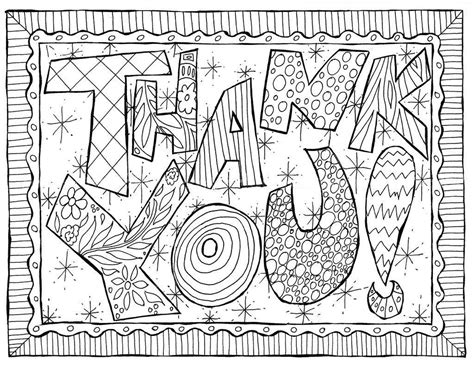 free thank you coloring page adult coloring free and coloring books
