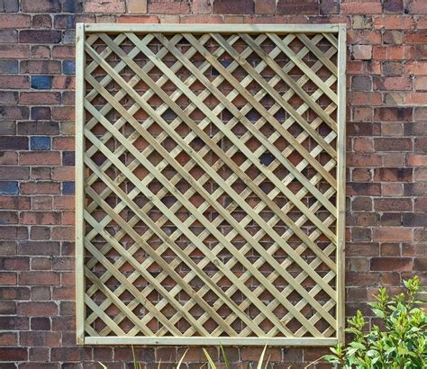 Lattice Or Trellis grange madeley lattice 6ft x 5ft trellis gardensite co uk