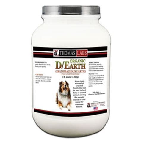 d earth diatomaceous earth powder 3 lbs vetdepot