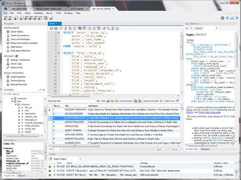 mysql date format k mysql workbench alternatives and similar software