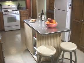 Make Kitchen Island How To Build A Custom Kitchen Island How Tos Diy