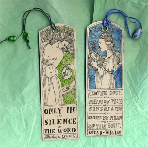 Handmade Bookmarks With Quotes - use a bookmark quotes quotesgram